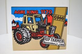 E00475PA Case Agri King 1170