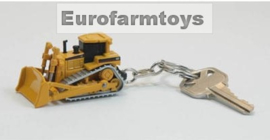 U00500 CAT Bulldozer Keyring