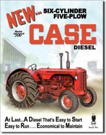 MP1169 Case 500 diesel