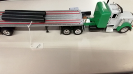 NAU1268NB Peterbilt Low Loader Truck