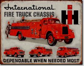 MP1680 IH fire truck