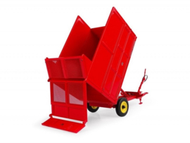 UH6243 MF.21 silage trailer