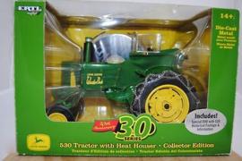 E15897A JD 530  + Heat Houser