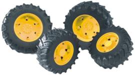 U03314 Bandenset geel