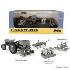 UH6241 Ferguson set 4 accesoires