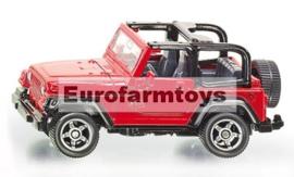 S01342 Jeep wrangler