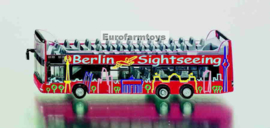 S01885 MAN sightseeing bus