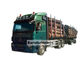 S01804X  MB Truck houttransport