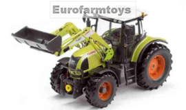 UH2597 Claas Ares 577 + lader