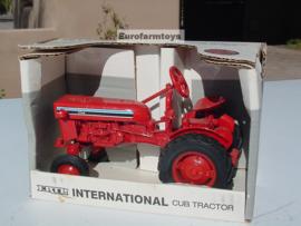 E00448 CIH CUB Tractor