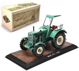 JP12  MAN 4t1 Tractor 1960