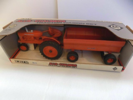 E01209 AC Tractor + Wagon Set