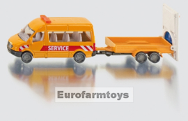 S01660 Servicebus + trailer