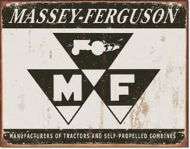 MP1504 Massey Ferguson logo