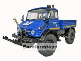 WTx2005 Unimog 406 U84 THW