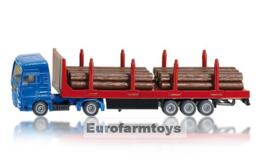 S01659 Truck voor houttransport