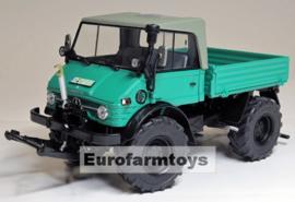 WT1009X Unimog 406 U84 hard top