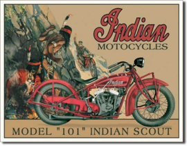 MP0635 Indian Scout 101 motocycles