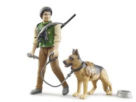 U62660 Jager met hond