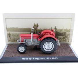 JP31 Massey Ferguson  65 1963