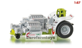 S01828X Claas pulling Tractor