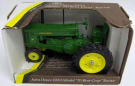 E05611DO JD 1953 70 Row-Crop