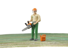 U60030 Bosbouw werknemer