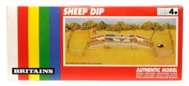 B07160k Schapen met dipbad 1989