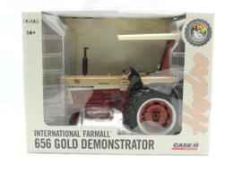 E16201A  CIH International 656 Gold Demonstrator
