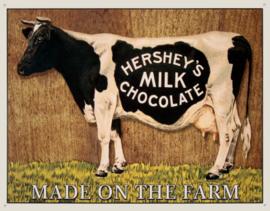 MP0875 Hershey's milk chocolate cow