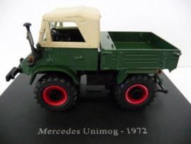 HG93024 Mercedes Unimog - 1972