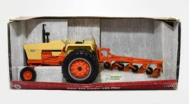 E14197 Case 970  + Plow