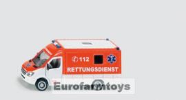 S02108X Ambulance