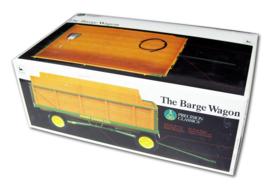 E15133 CP #16 JD Barge Wagon
