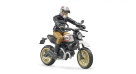U63051 Ducati Desert Sled + driver