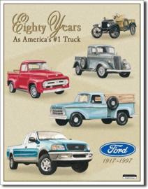 MP0712 Ford trucks 80 years