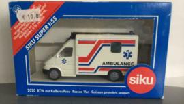 S02020X Ambulance