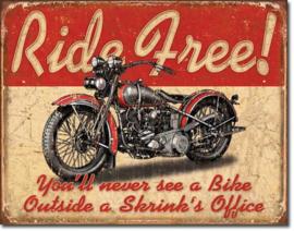 MP1699 Ride Free!