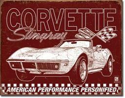 MP2138 Corvette 69 Stingray