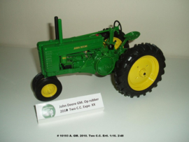 E016193A JD GM Tractor