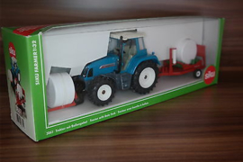 .S03861A Fendt  412 + silovork