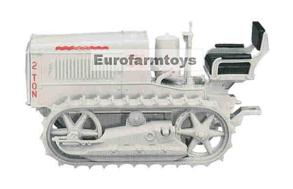 C55003 CAT 2-ton Tractor