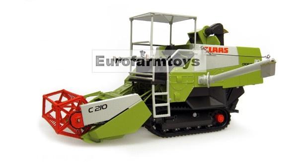 UH2672 Claas Crop Tiger 30