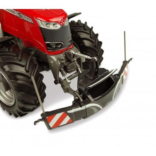 UH5348 Tractor Bumper Safetyweight Grijs