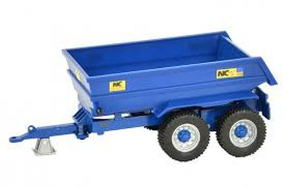 B43182 NC 400 trailer