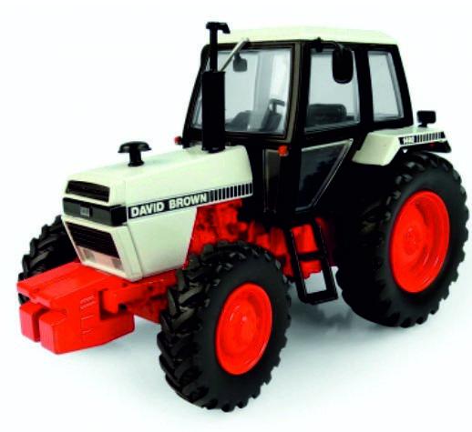 UH4279 David Brown 1490 - 4WD