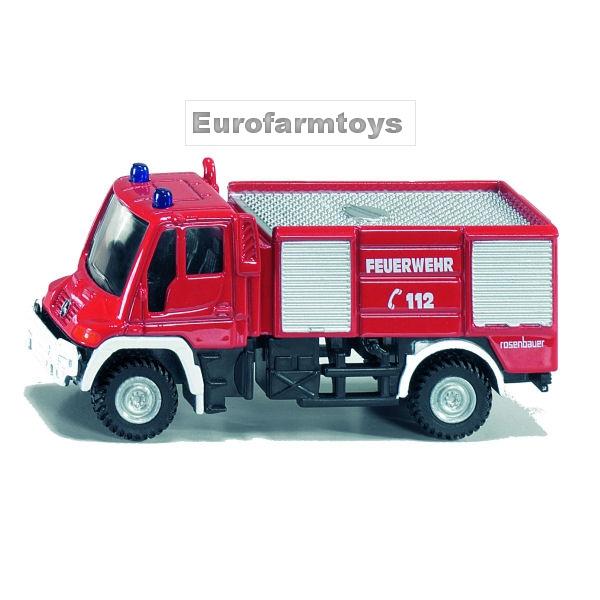 S01068 Unimog brandweer