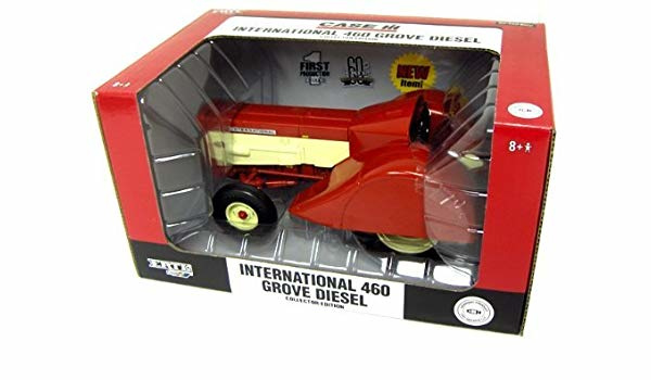 E14403 CIH 460 Grove Diesel