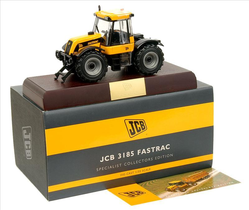 B40572 JCB 3185 Fasttrac