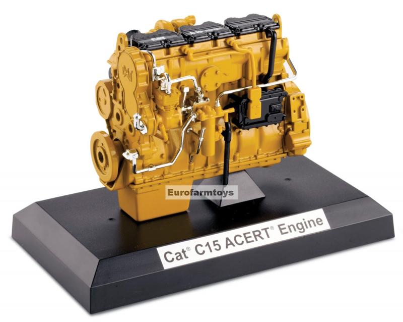 C55139 CAT C15 Motor